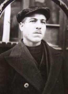 Пилю Тончев Манов. Единият от братята Манови първи собственици на мелницата;